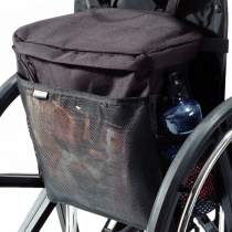 EZ-Pack for back of Wheelchair