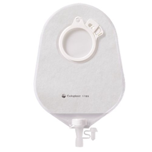 Pediatric Urostomy Pouch Transparent