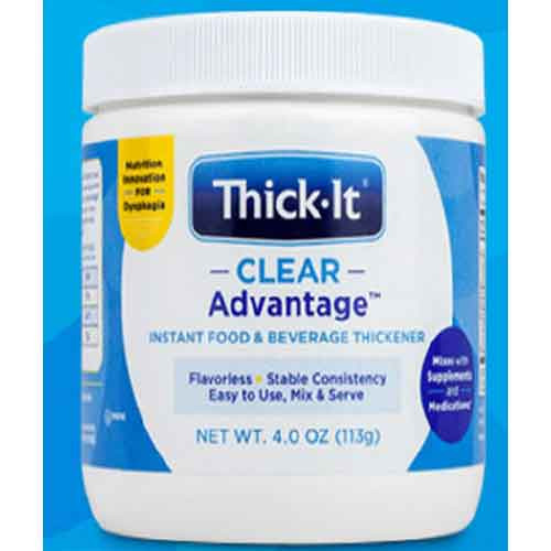 Thick It Clear Advantage Food and Beverage Thickener