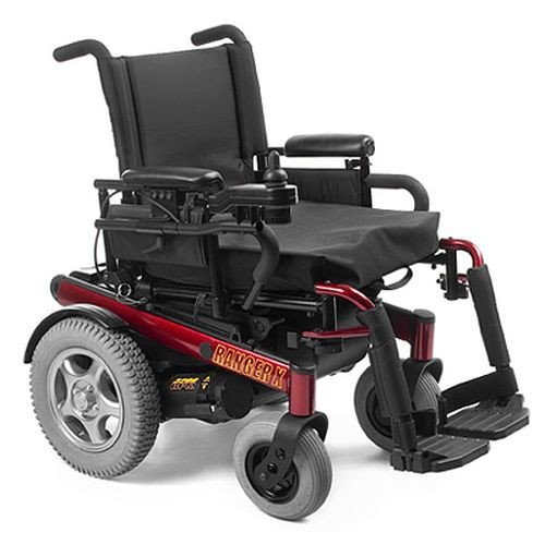 Storm Series 3G Ranger X Power Wheelchair