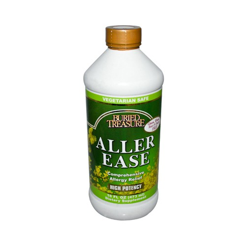 Buried Treasure Aller Ease Allergy Relief Dietary Supplement