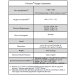 VisionAire 5 Oxygen Concentrator Specifications