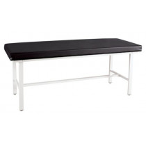 Winco Treatment Table, Black - 8500-08 Series
