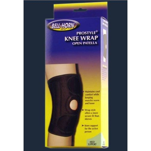 Prostyle Knee Wrap Closed Patella