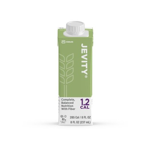 Jevity 1.2 CAL High Protein Nutrition with Fiber