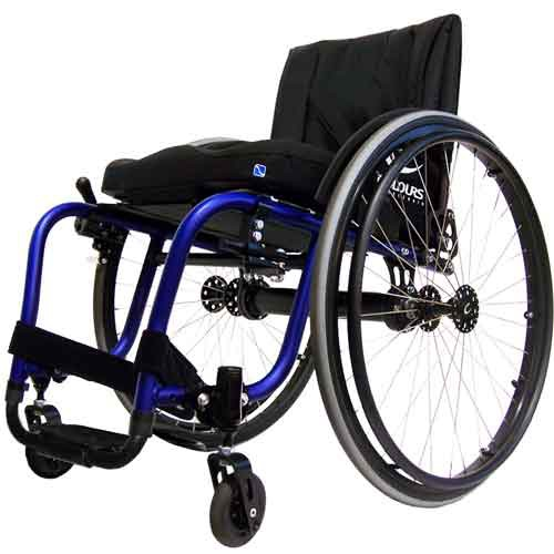 Colours Spazz G 18 Inch Wheelchair