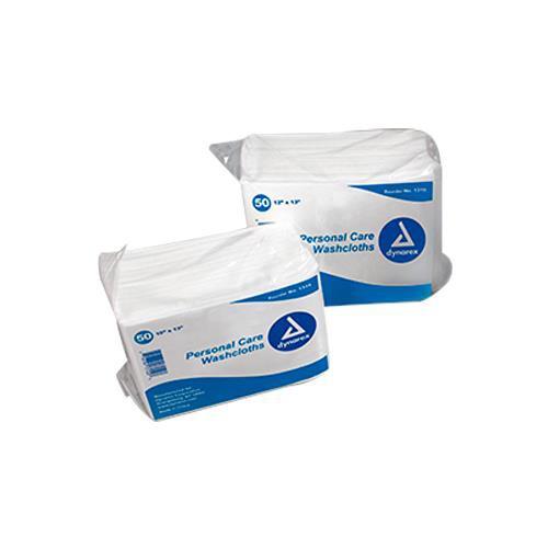 Dynarex Dry Washcloths - 1315, 1316