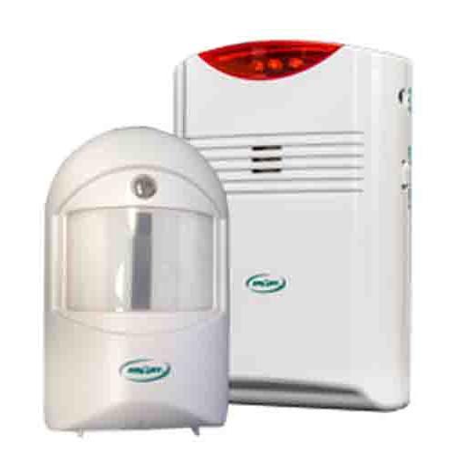 Portable Caregiver Alarm with Motion Sensor