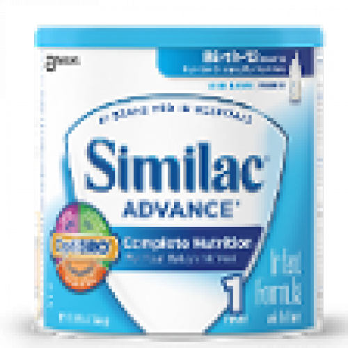 Similac Advance Infant Formula with OptiGROW
