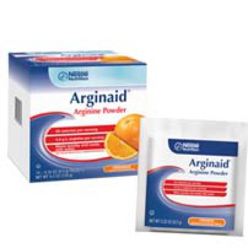 ARGINAID® Arginine Powder Nutrition for Burns or Chronic Wounds