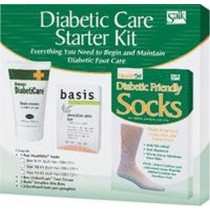 Diabetic Foot Care Starter Kit