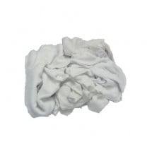 White Sweatshirt Rags