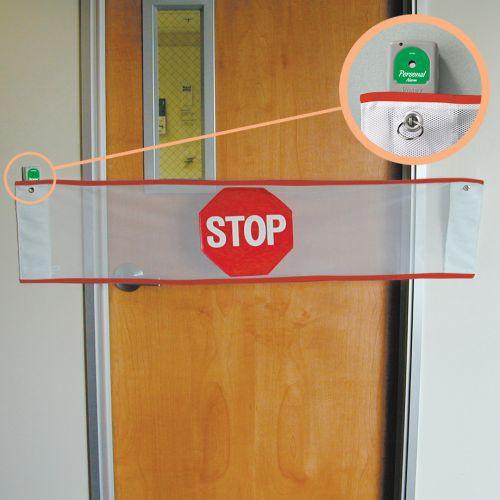 Posey Door Guard Alarm System Do Not Enter 7998 7999