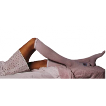 Anti-embolism Stockings C.A.R.E. Knee-high Open Toe