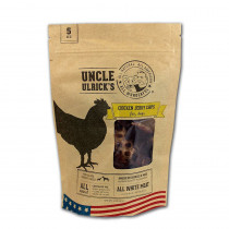 All Natural and All American Chicken Jerky Chips