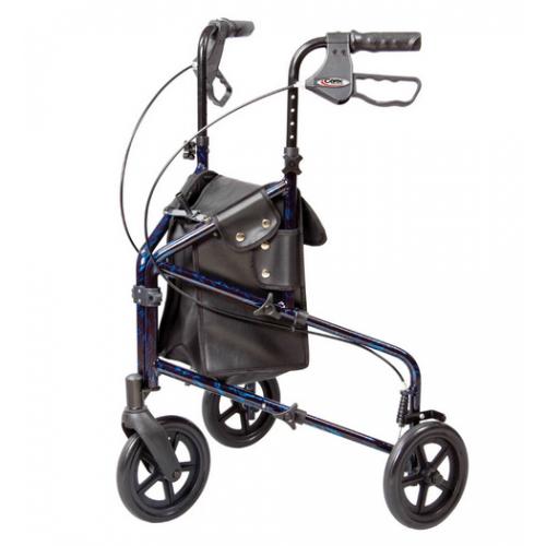 Three Wheel Rollator Walker