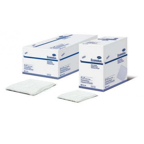 Econolux Gauze Sponge 4x4 Inch 8 Ply Sterile