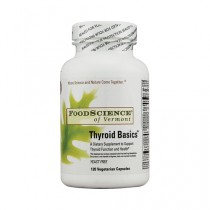 FoodScience of Vermont Thyroid Basics Dietary Supplement