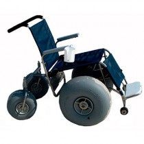 DeBug Standard Beach Wheelchair