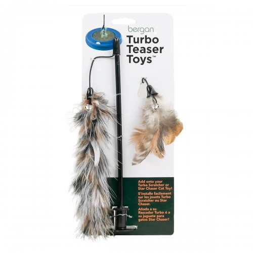 Turbo Cat Teaser Toy