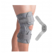 Hinged Knee Brace ROM Color: Grey