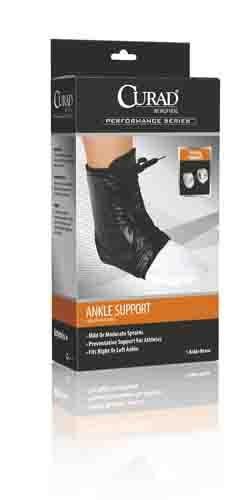 curad lace up ankle splint 069