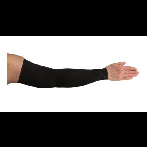 LympheDivas Onyx Compression Arm Sleeve 20-30 mmHg