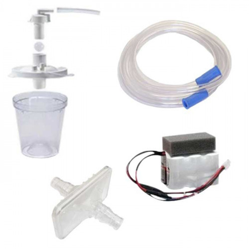 Devilbiss Vacu Aide Suction Aspirator Replacement Parts