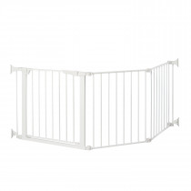 Command Custom Fit Free Standing Pet Gate