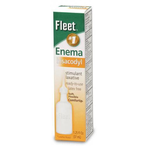 Fleet Enema Bisacodyl Stimulant Laxative