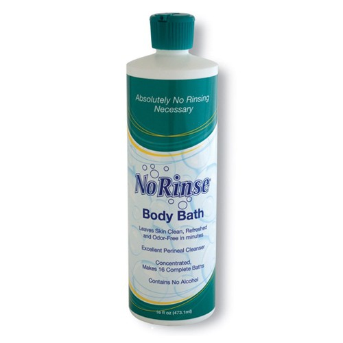 No Rinse Body Bath 00910
