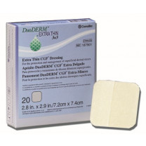 DuoDERM Extra Thin 187961 | Rectangle: 2 x 8 Inch by ConvaTec