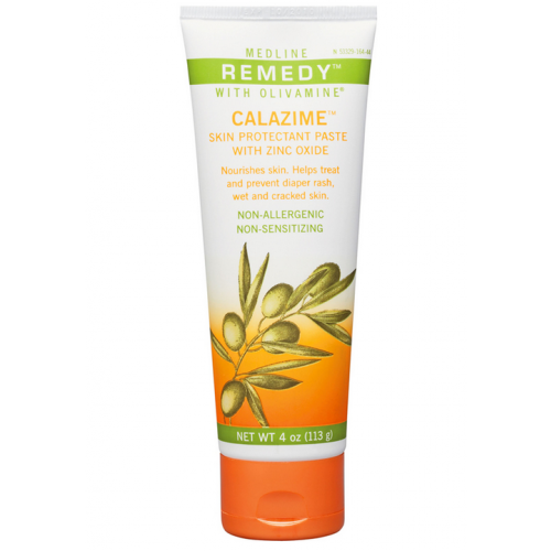 Medline Remedy with Olivamine Calazime Skin Protectant Paste