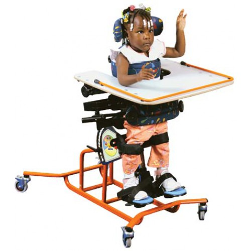 Clear Tray for Prone Supine Vertical Multi-Positioning Stander