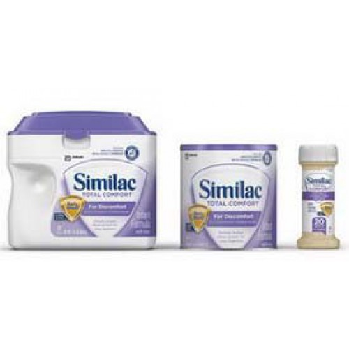 Similac Total Comfort Infant Formula w\ Iron