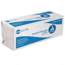 Dynarex 2 x 2 Inch Surgical Gauze Sponges 8 Ply - 3222