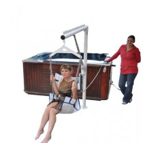 Super Power EZ Lift for Above Ground Pools and Spas