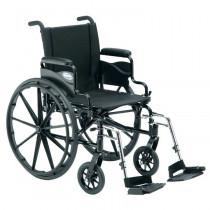 9000 XT Footrests