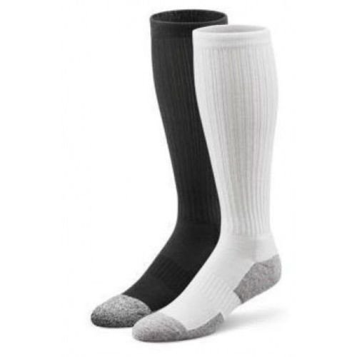 Shape To Fit Unisex Diabetic Over the Calf Socks