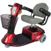 Zipr ZBRZ3R Breezer 3-Wheel Scooter Red