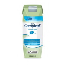 COMPLEAT Tube Feeding Formula Unflavored - 250 mL