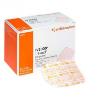 IV3000 for Central Line, PICC, Peripheral, or Epidural Moisture Responsive Catheter Dressing