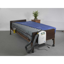 Masonair 10 Inch Low Air Mattress and Alternating Pressure Mattress System