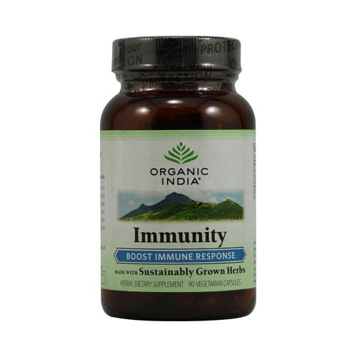 Organic India Immunity Boost Immune Response