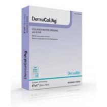DermaCol Ag Silver Collagen Matrix Dressing