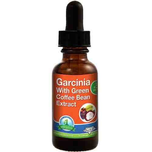 Garcinia - Green Coffee Bean Extract