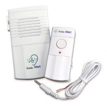 Sonic Alert Traditional System DB200 Deluxe Doorbell with Lamp Flash and Telephone Transmitter