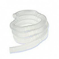 AirLife Corrugated Aerosol CLEAR Tubing