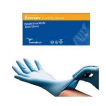 Esteem Nitrile Exam Gloves Powder Free - Non-Sterile