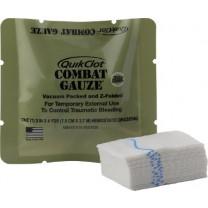 QuikClot Combat Gauze Hemostatic Dressing